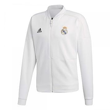 adidas Chaqueta Real Madrid ZNE JKT KN 2018-2019 Core white-White