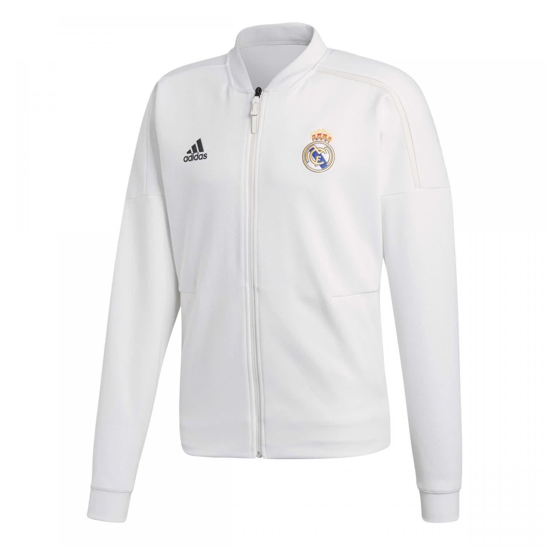 adidas Real Madrid Felpa Z.N.E Ufficiale 2018 19