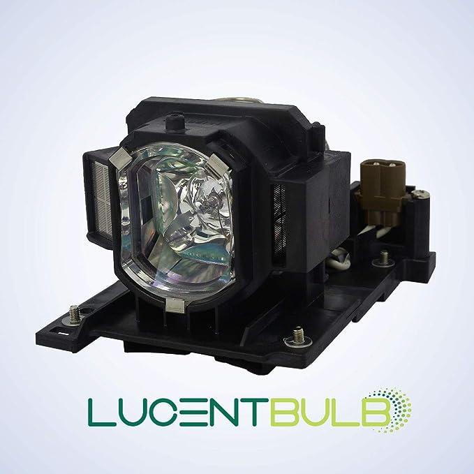 Amazon.com: LucentBulb - Cartucho de lámpara para Hitachi ...
