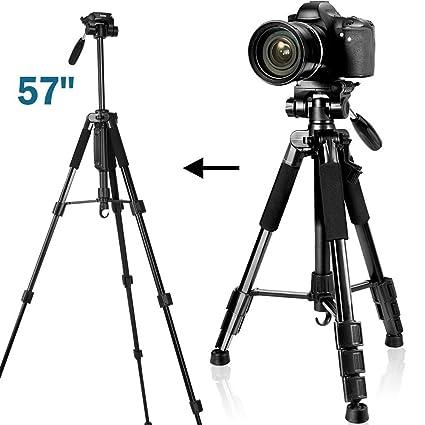 sailnovo cámara trípode soporte para cámaras réflex digitales ...