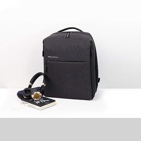Xiaomi Mi Unisex Impermeable Minimalista Durable Mochila de Viaje de Ocio Vida Urbana Estilo City Bag
