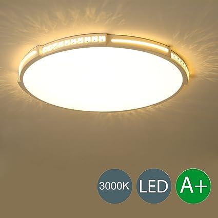 led deckenleuchte warmes licht
