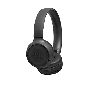 3e02fa424cc JBL Tune 500BT Over Ear Bluetooth Wireless Headphones with Pure Bass Sound,  Headset with Built