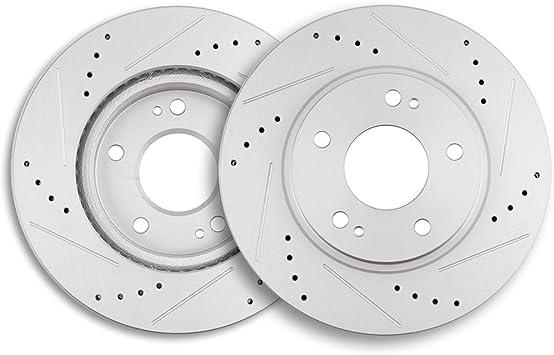 Front Brake Rotors For SEBRING STRATUS V6 COUPE ECLIPSE GALANT LANCER OUTLANDER