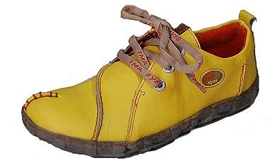 Gelbe Clogs & Pantoletten für Damen von TMA rt6iNRKCbG