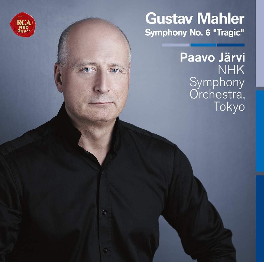 SACD : JARVI,PAAVO - Mahler: Symphony 6 Tragic (Hybrid SACD, Japan - Import)