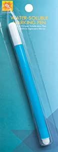 Wrights 8823005 Water Soluble Marking Pen, Blue