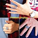 Vacally Outdoor Multi-Function Self-Defense Ring