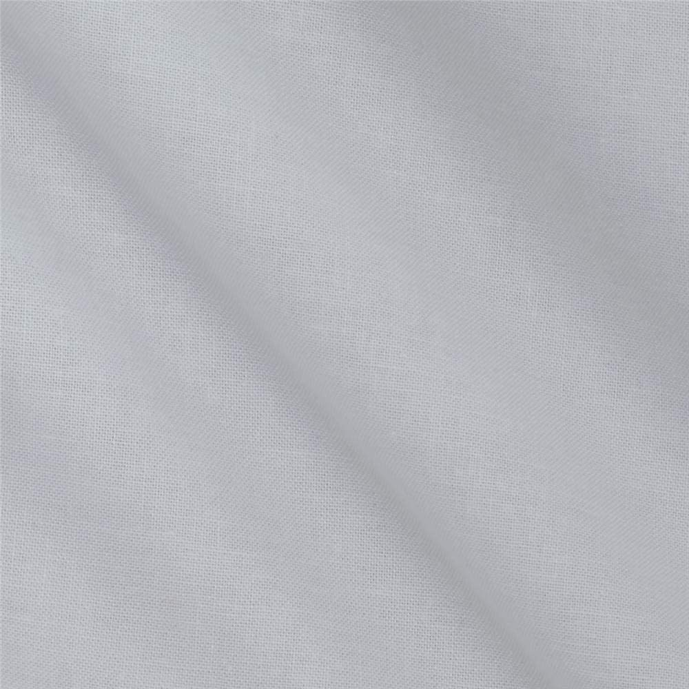 Quilting Weight Cotton Fabric Kona Cotton Solids Collection Robert Kaufman White