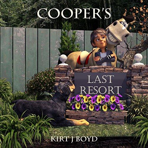 Cooper's Last Resort: The Last Stop Retirement Community Series, Book 3