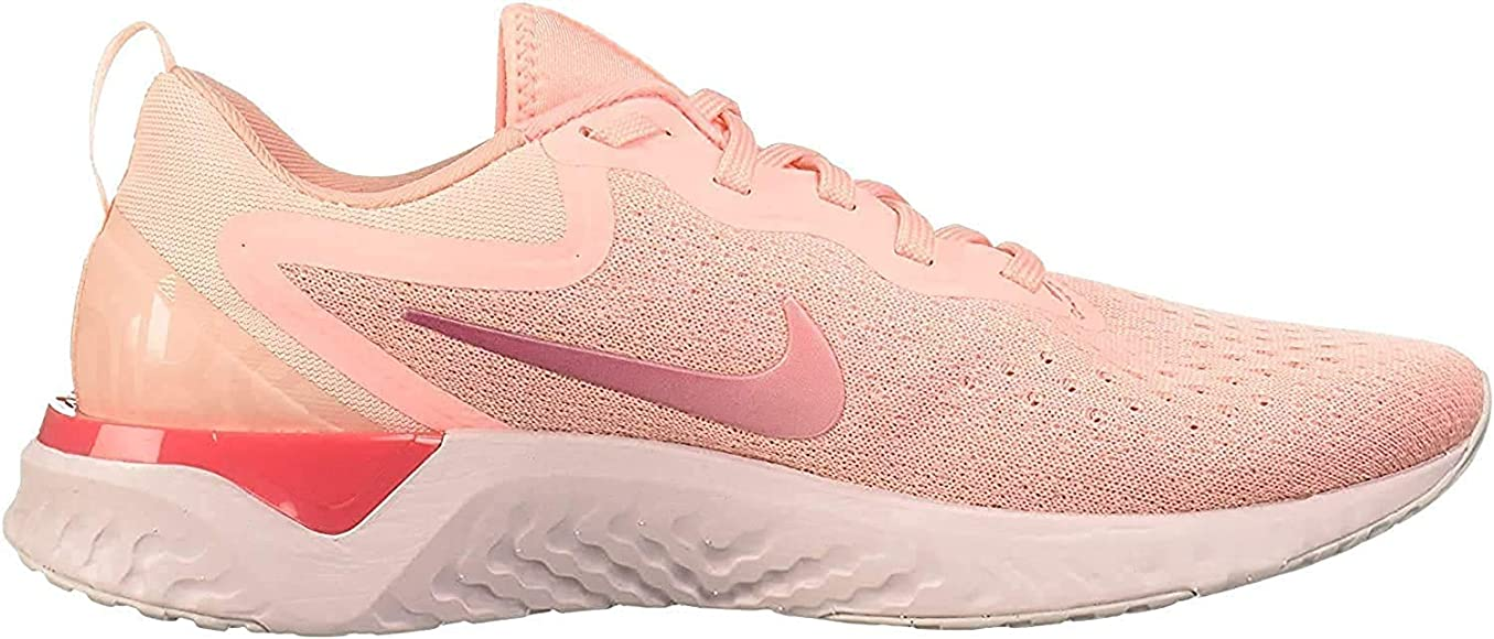 Nike Wmns Odyssey React, Zapatillas de Running para Mujer, Rosa ...