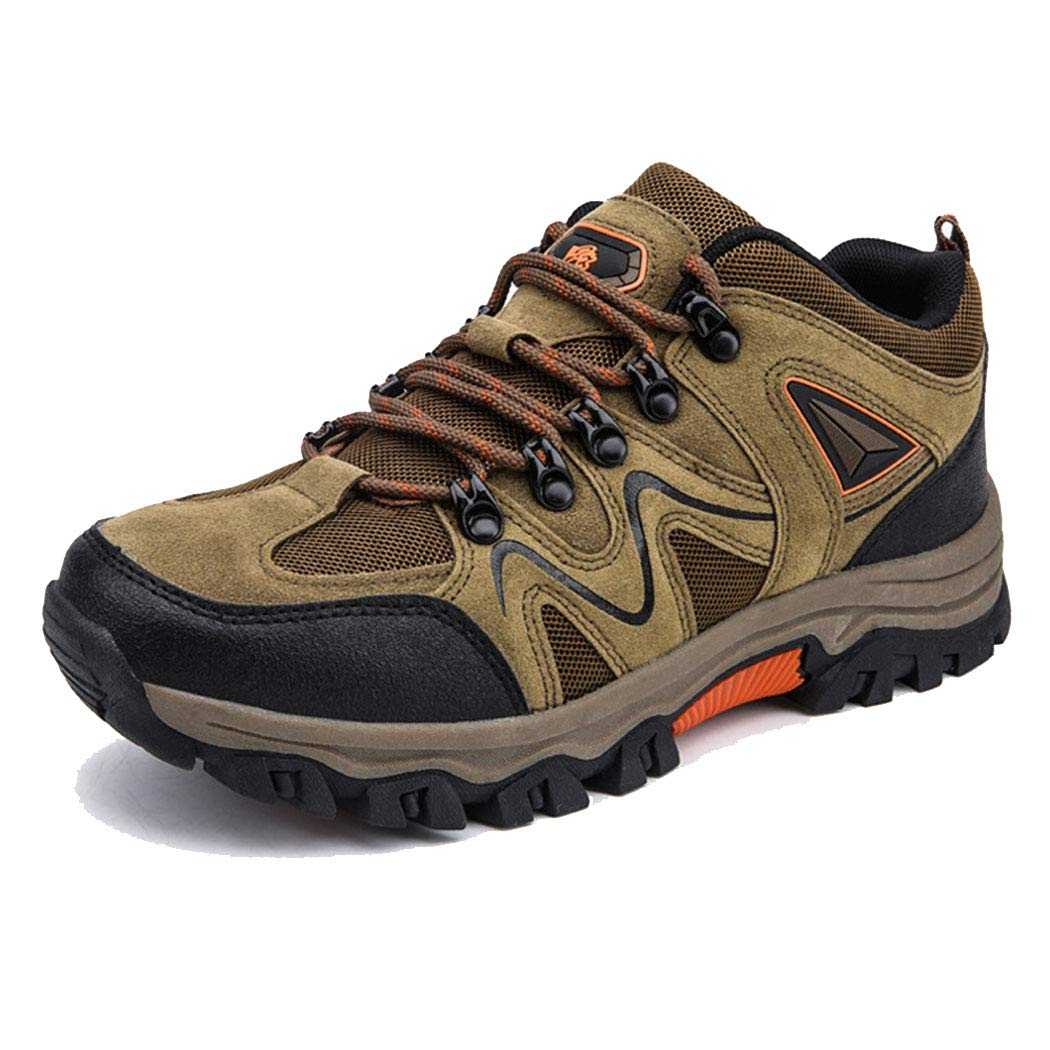 Brown 41EU Men's Hiking shoes Autumn and Winter Outdoor Sports shoes Hiking shoes