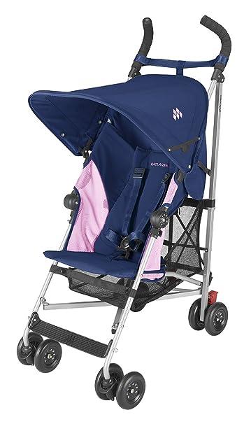 Amazon.com : Maclaren Globetrotter Stroller, Medieval Blue ...