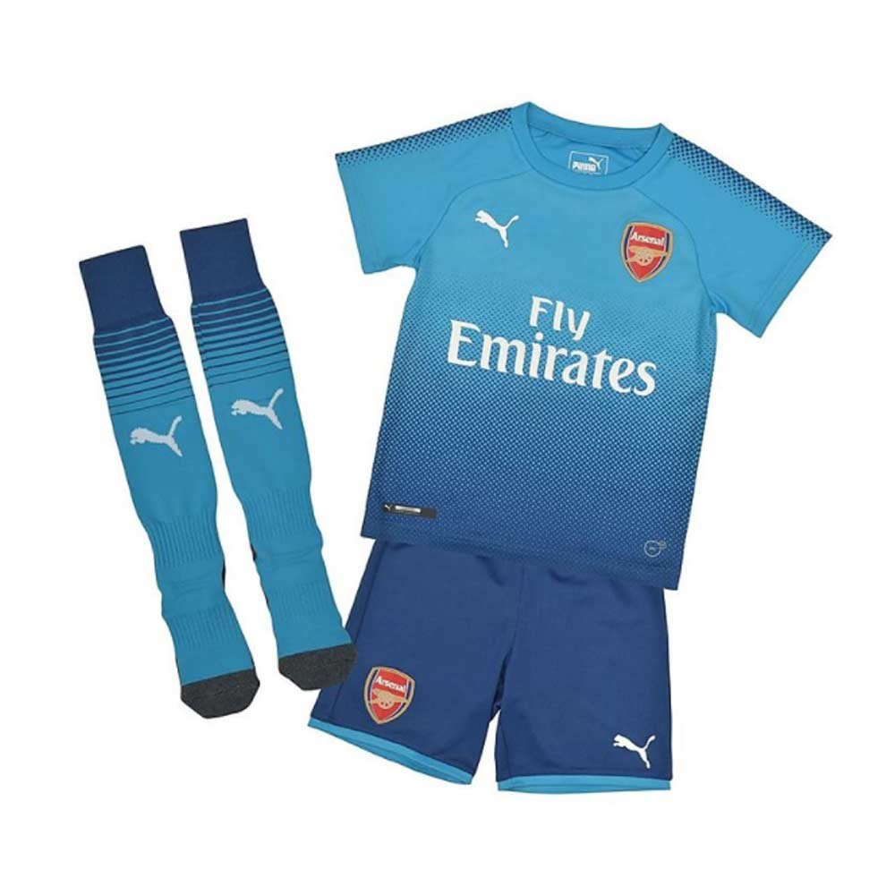 Arsenal Kinder Entfernt Set 2017 18