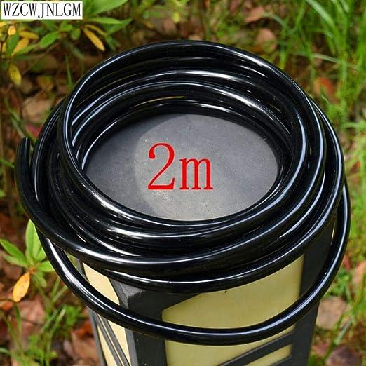 PENVEAT - Manguera de riego para jardín (8/11 mm, 1 m a 3 m, PVC, 1 m, 2 m, 3 m): Amazon.es: Jardín