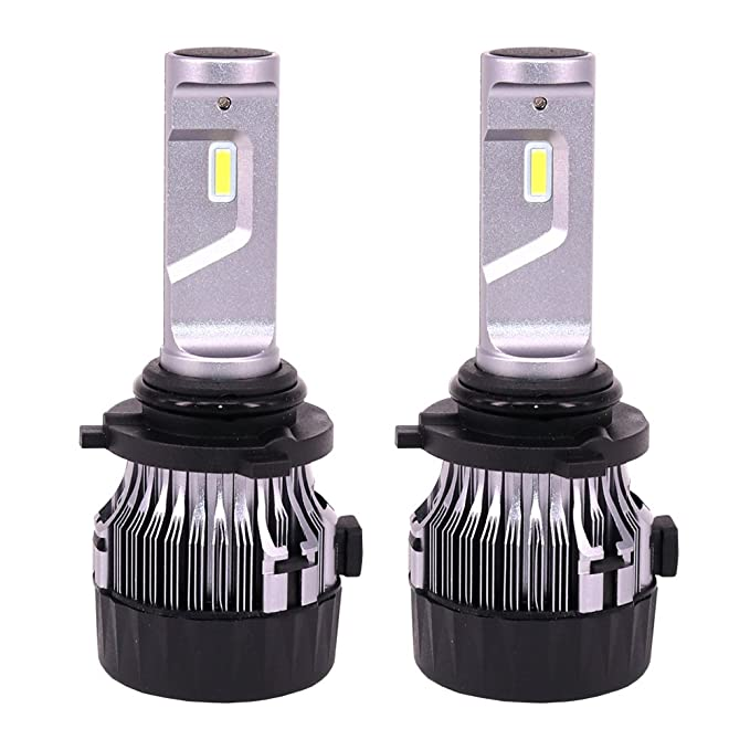 Amazon.com: Diesel Auto 9005 HB3 Led Headlight Bulbs-10000LM 60W 6500K Cool White- 9005 CREE Led Headlight Conversion Kit, Fan Removable Mini Size Led Car ...