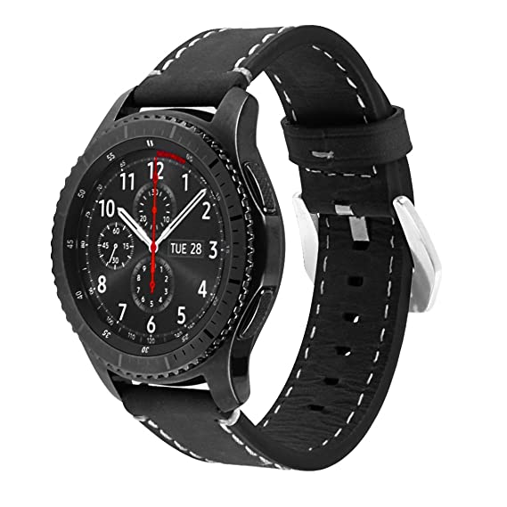 Amazon.com: Gear S3 Frontier/Classic Watch Band, iiteeology ...