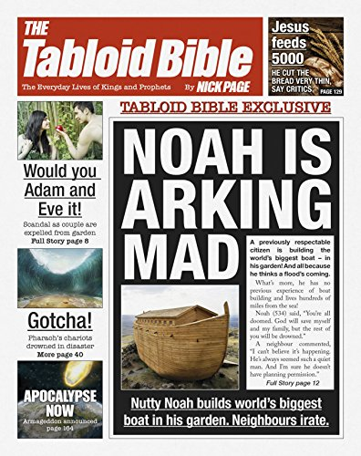 """""""The Tabloid Bible"""" av Nick Page"""