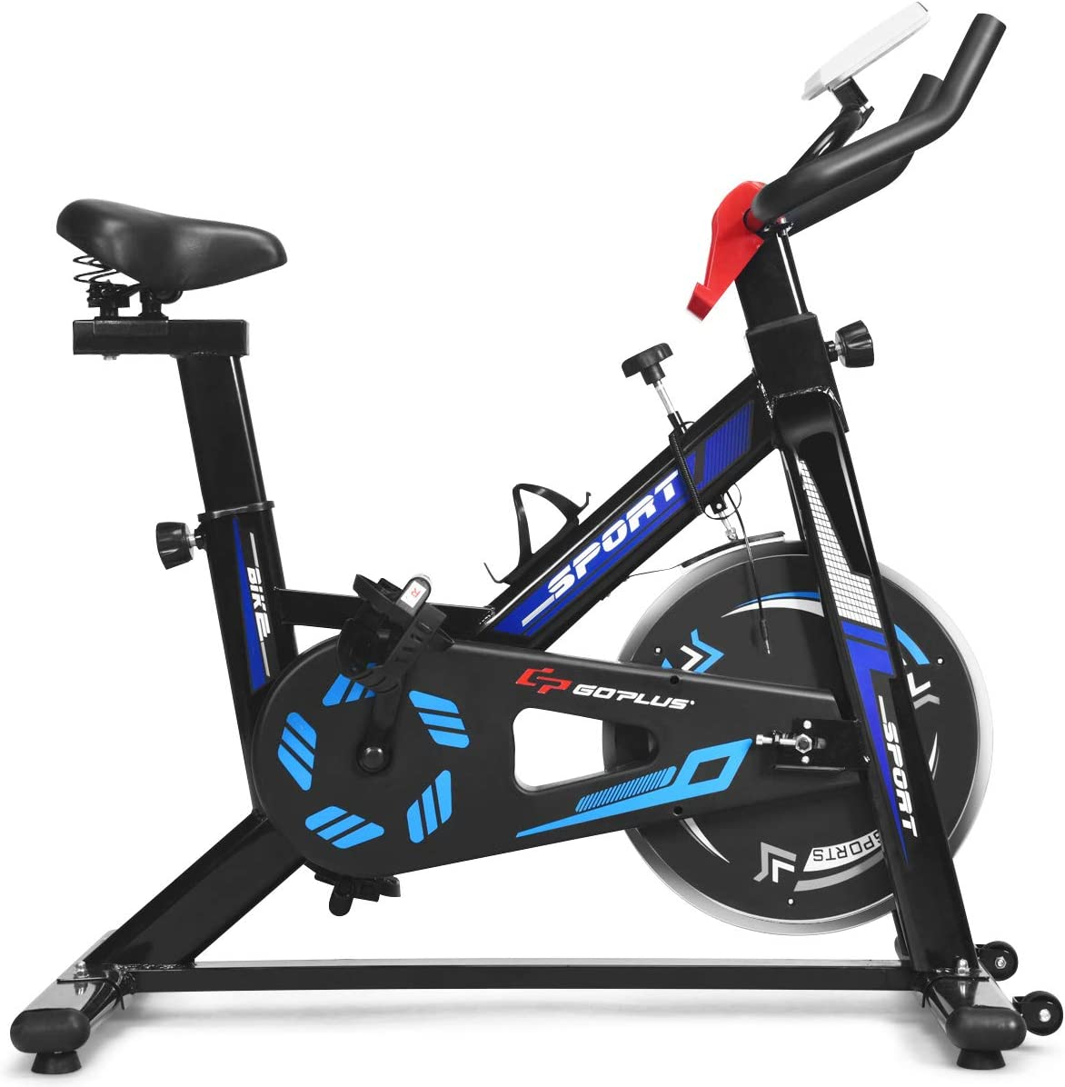 GYMAX Indoor Cycling Bike