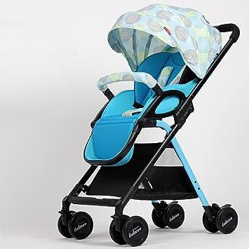 Carro de bebé, la luz puede sentarse a acostarse coche de ...