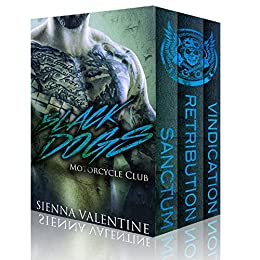 Black Dogs Motorcycle Club: Full Series Box Set by [Valentine, Sienna]
