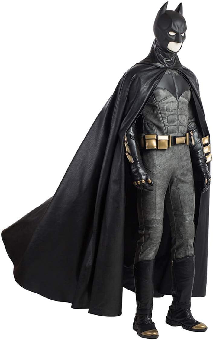 YUW Justice League Dark Knight Batman Disfraz Edición Deluxe Bruce ...