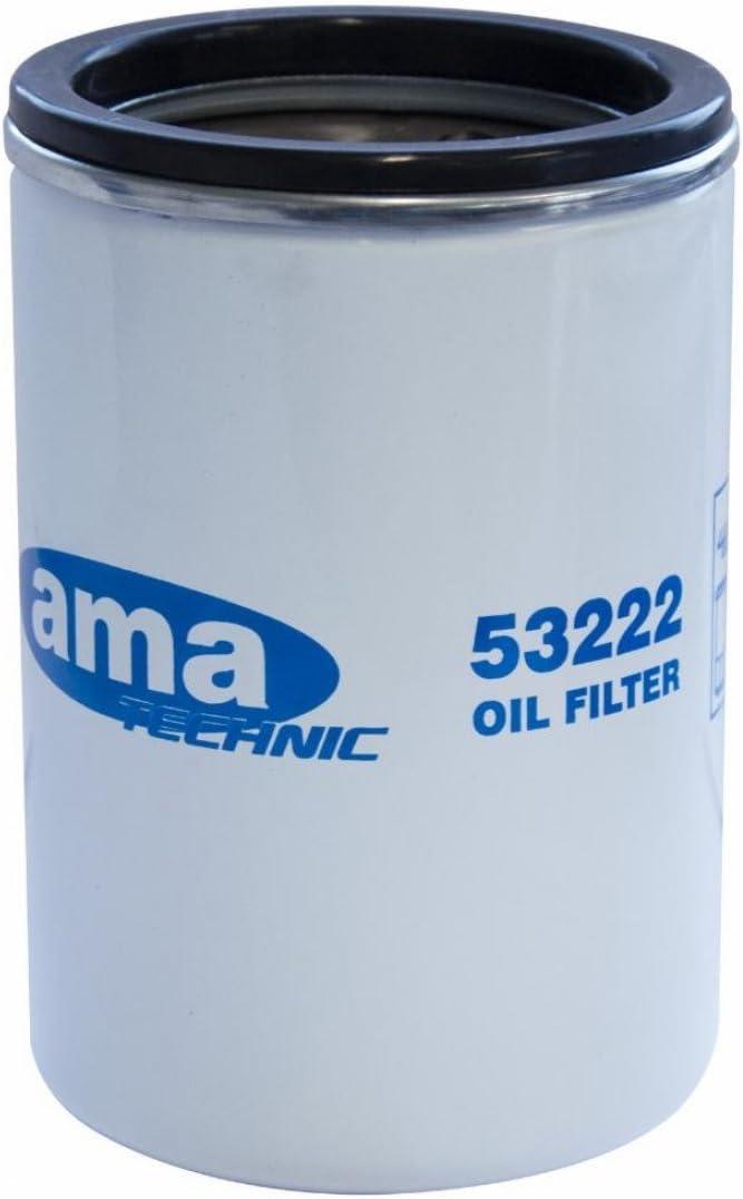 Filtro Aceite Motor adaptable re59754de ama para tractores John Deere