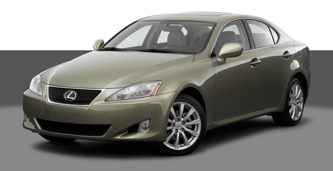 2007 Lexus IS250, 4 Door Sport Sedan Automatic Transmission All Wheel Drive  ...