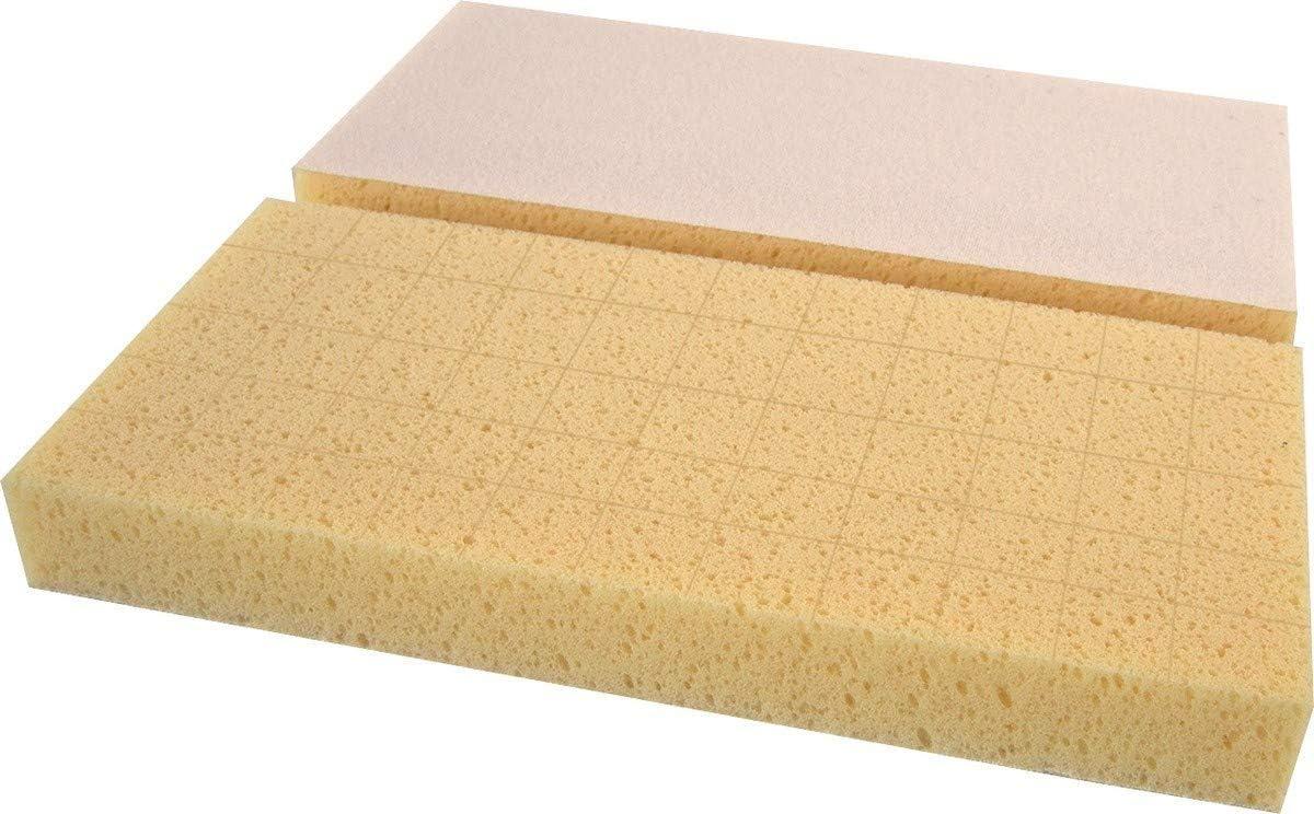 Eponge avec Velcro Eponge quadrill/ée avec velcro 140 x 280 Outibat