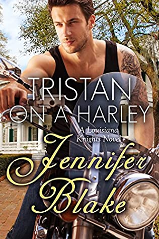 book cover of Tristan on a Harley