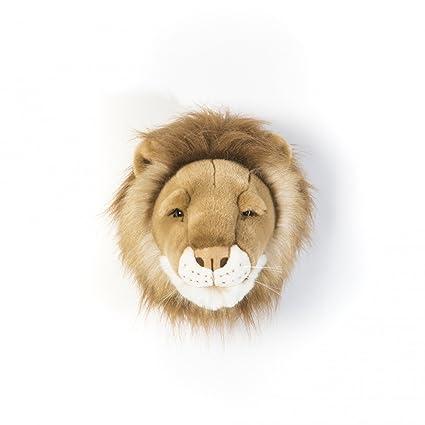 Bibib BB24 - Cabeza de león de peluche