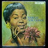 Sarah Vaughan - The Voice Of Lp Vinyl Record