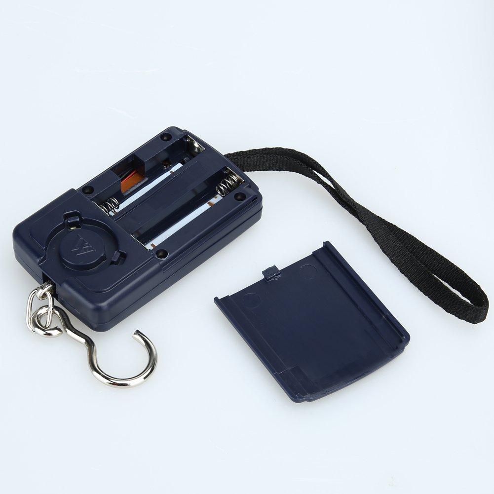 Alloet New Portable 40kg//10g Electronic Hanging Fishing Digital Pocket Hook Scale