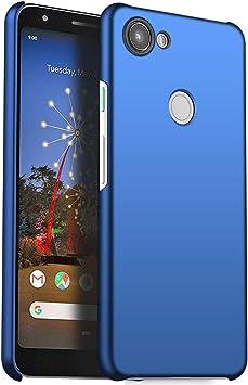 Richgle Funda Google Pixel 3a, Azul Ultra Slim Protectora Funda ...