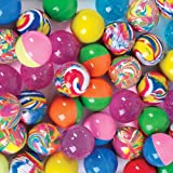 38Mm Hi Bounce Ball Mix (50 Pieces) - Bulk