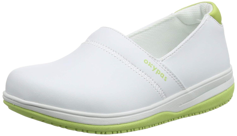 Womens Safety Shoes White 42 EU Lbl Oxypas Suzy 8 UK