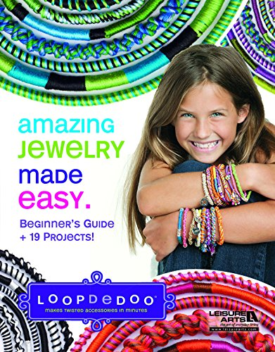 Amazing Jewelry Made Easy Beginners Guide + 19 Projects (6413)