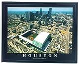 Houston Astros Minute Maid Park Framed Aerial Photo F7575A