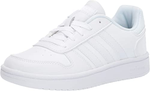 Optimista blanco como la nieve destilación  Amazon.com | adidas Hoops 2.0 K Sneaker | Fashion Sneakers