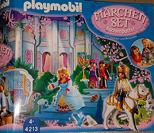 - Playmobil Princess Fairy Tale Set