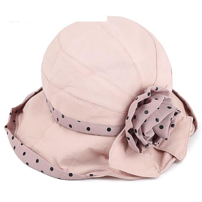Sombrero Señora versión coreana de la visera en el otoño Sombrero para el  sol a793b4f01cd