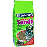 Vitakraft 1571260031 - Arena para Chinchilla Sandy
