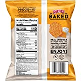 Ruffles Oven Baked Cheddar & Sour Cream Flavored