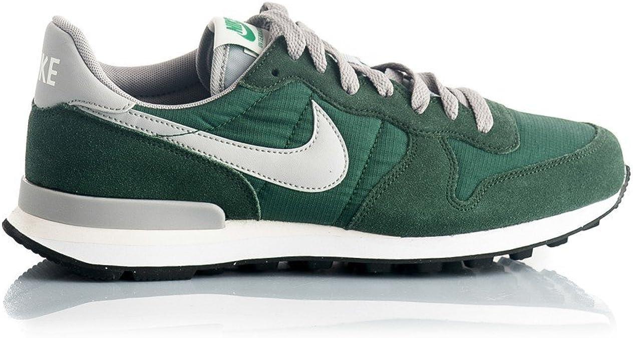 Nike Internationalist, Herren Sneakers , Dunkelgrün