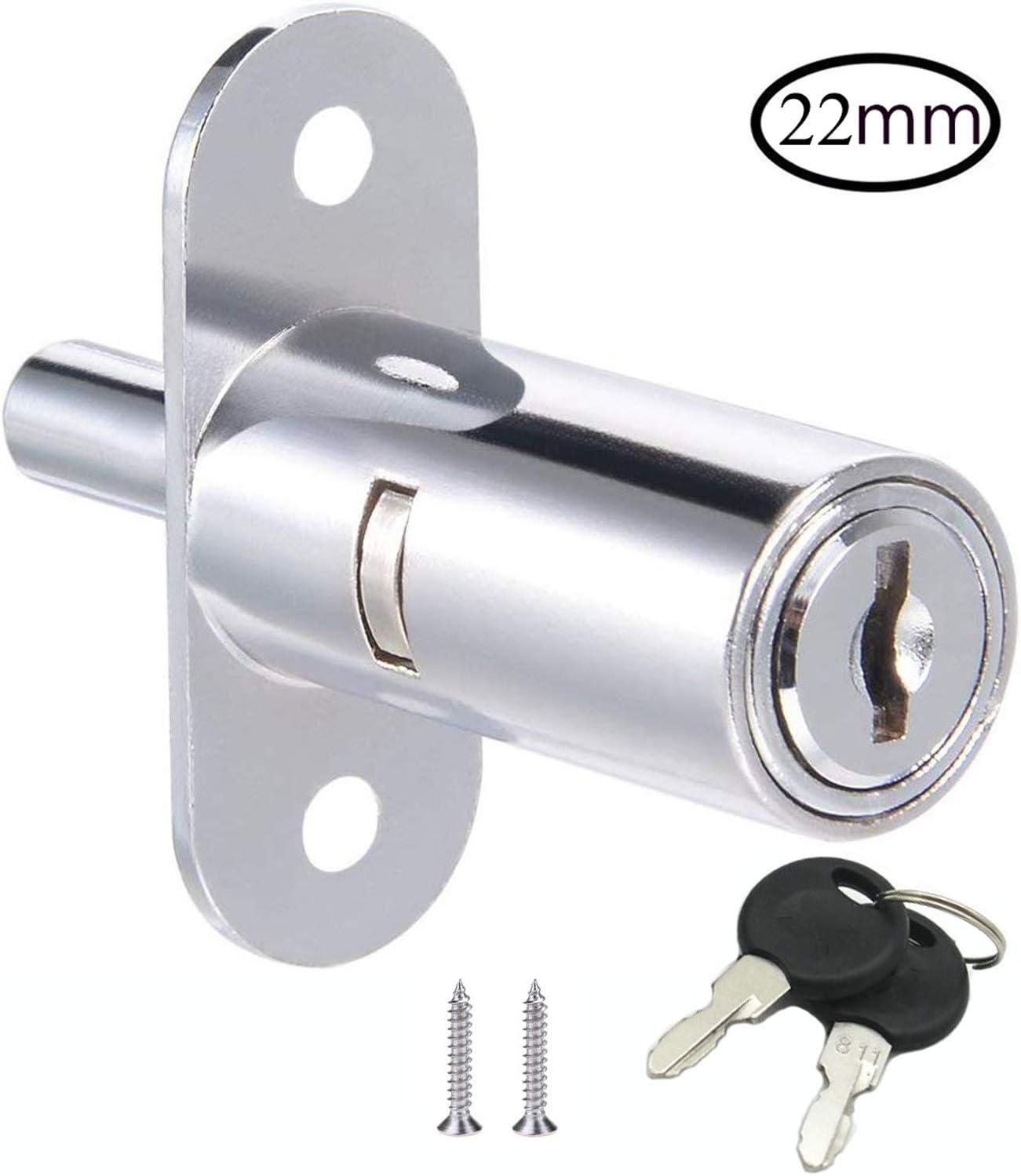 youtu - Cerradura para armario, cilindro de presión de diferentes ...
