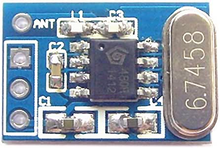433MHz Wireless Receiver SYN480R ASK//OOK Wireless Receiver Module 3.3-5.5V