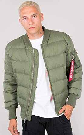 info for 85012 3cd7c Alpha Industries Herren Bomberjacke