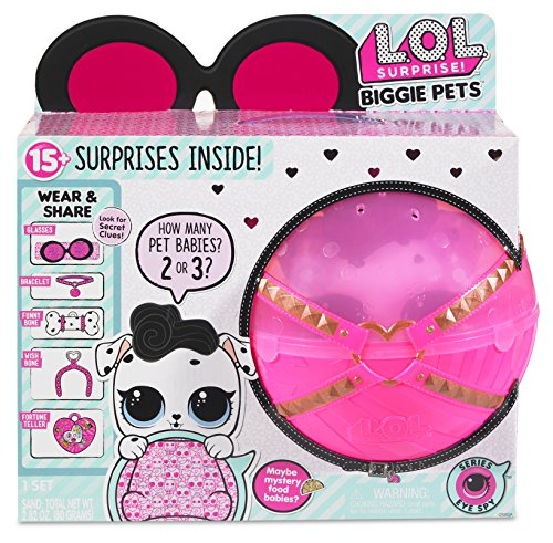 L.O.L. Surprise! Biggie Pet-Style 1 Surprise