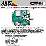 Axis Communications Q7401 Video Encoder (Barebone, Single Channel) 0288-041