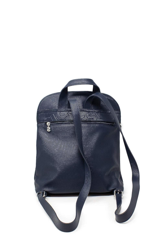 Amazon.com: DESIGUAL Backpack COLORAMA NANAIMO Female Navy blue - 19SAXPEE-5000-U: Shoes
